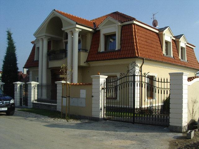 Luxusní vila v Praze 9